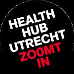 health hub zoomt in logo